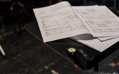 Gravació amb Arnau Tordera