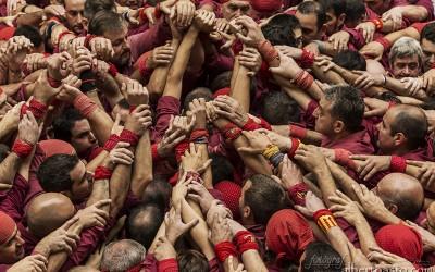 Primer Premi I Concurs de fotografia Castellera