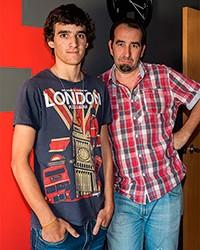 """Guanyador del concurs """"No siguis dropo i penja una foto"""" en la Edició 2014"""