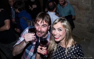 Vi solidari dels Castellers de Lleida