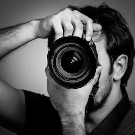 Fotografia de retrat. El fotògraf.